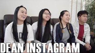 DEAN- Instagram (Reaction Video) - Stafaband