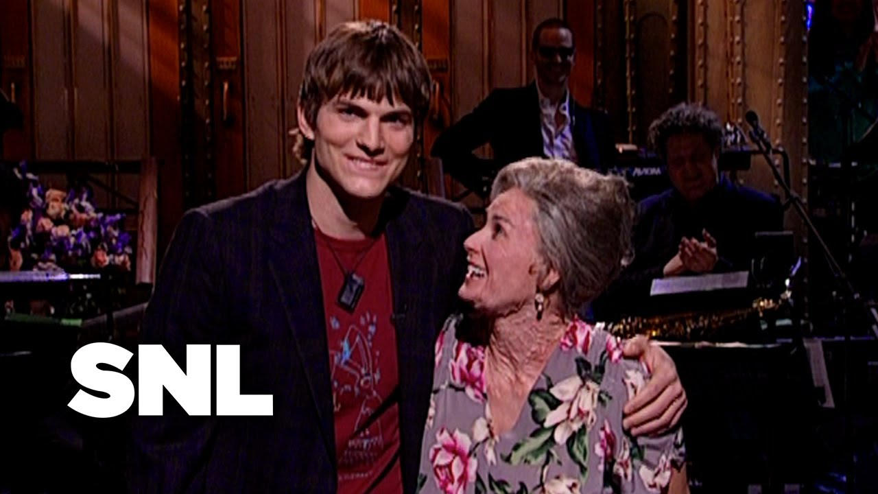 Ashton Kutcher Monologue Demi Moore Saturday Night Live
