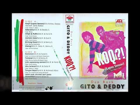 Gito Rollies, Deddy Stanzah & Delly Rollies - Koq Lepas Sensor (+Lirik)