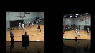 Sebais Duck college basketball highlights