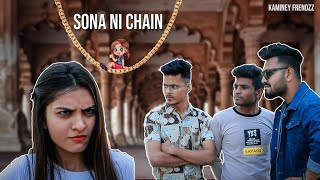 Gold Chain | Gujarati Comedy Video - Kaminey Frendzz