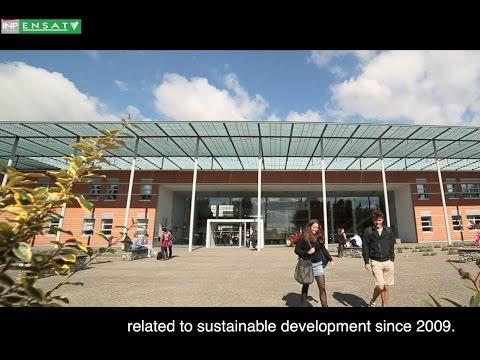 L'Agro Toulouse, le campus qui bouge pour un avenir plus durable