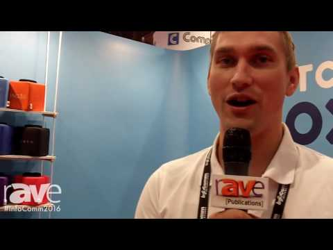 InfoComm 2016: Catchbox Showcases Catchbox Lite Throwable Microphone