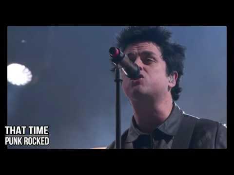 Green DayRevolution Radio Live On Jimmy Kimmel