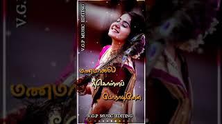 un punnagai pothumadi song whatsapp status   Full screen states   Ilayaraja Romantic songs   lyrics