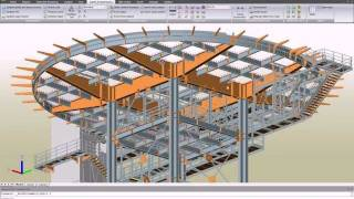 New -- Advance Steel 2012 -- Cad Platform Freedom