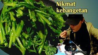 Gila!!! rasa kangkungya INDONESIA Banget |kuliner Rasa Deso