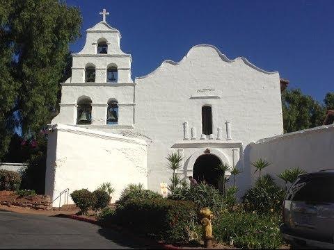 Delilah's Mission Project: Mission San Diego de Alcala`