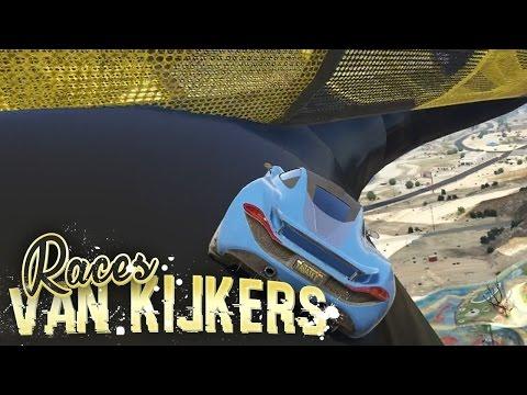 ORIGINELE TROLL RACE! - Races van Kijkers #15 (GTA V Online Funny Races)