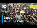 Rescue workers halt search efforts after building collapse in Lagos | DW News