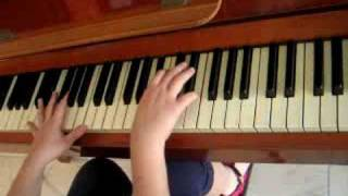 Disturbed- Indestructible piano version