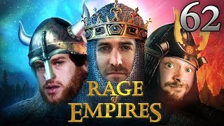 Rage Of Empires #62 mit Donnie, Florentin & Marco | Age Of Empires 2