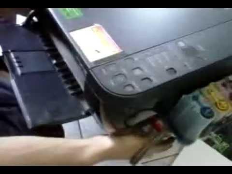 Canon Printer Mp287 Maindboard Tidak Bisa Di Reset Ata Eror P07