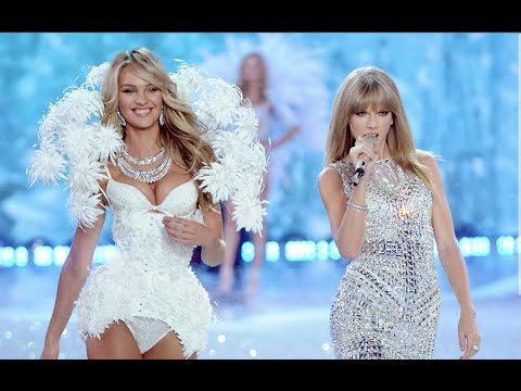 ❉I Knew You Were Trouble -Taylor Swift Victoria's Secret Fashion Show 2013 中文字幕