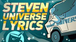 Steven Universe Lyrics Drawing Challenge