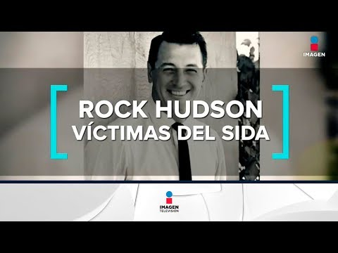 Rock Hudson, una de las primeras víctimas de SIDA en el espectáculo | Noticias con Francisco Zea