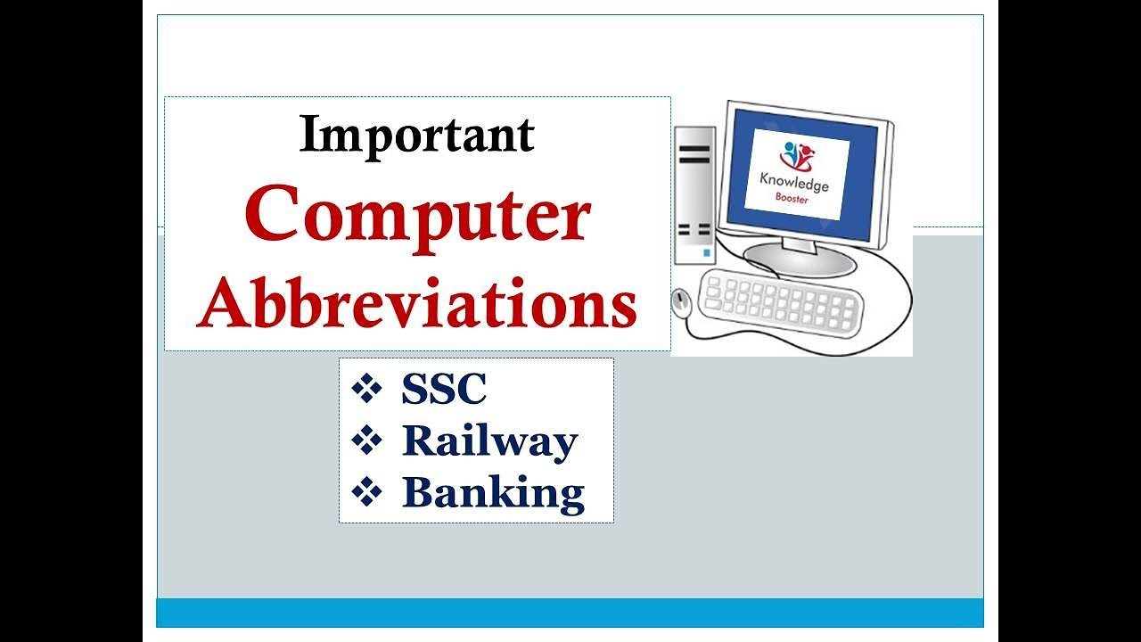 abbreviations pdf for competitive exams