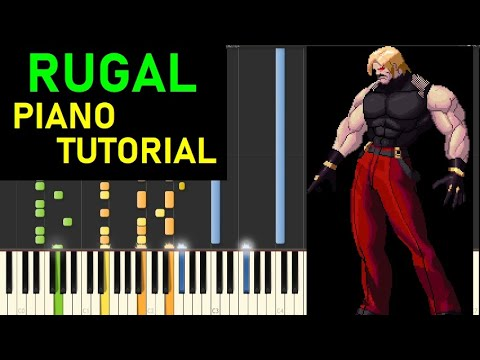 The King Of Fighters 2002 Rugal Stage Last Dance Piano