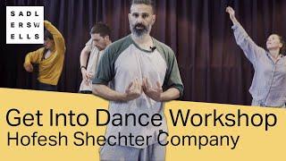 Get Into Dance Workshop: Hofesh Shechter Company