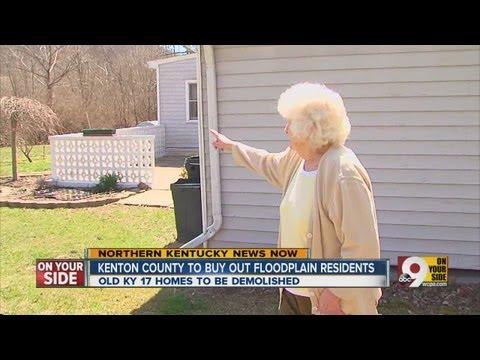 Kenton County To Buy Out Floodplain Residents - YT