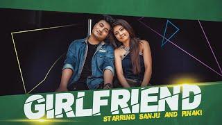 GIRLFRIEND || SANJU & PINAKI || OFFICIAL KOKBOROK FULL MUSIC VIDEO