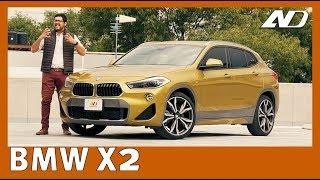 "BMW X2 - Una ""camioneta"" un tanto ""carita""..."