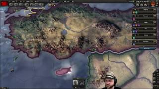 Hearts of Iron IV - Multiplayer - The Three Day War - Day 2