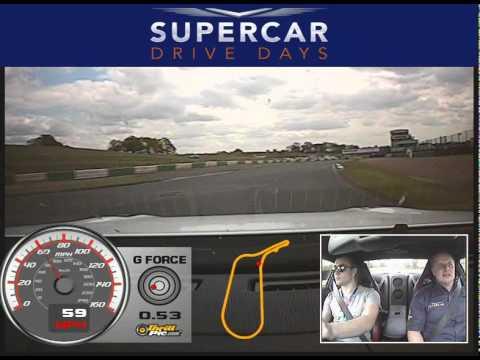 Nissan Gtr Supercar Drive Days Mallory Park Youtube