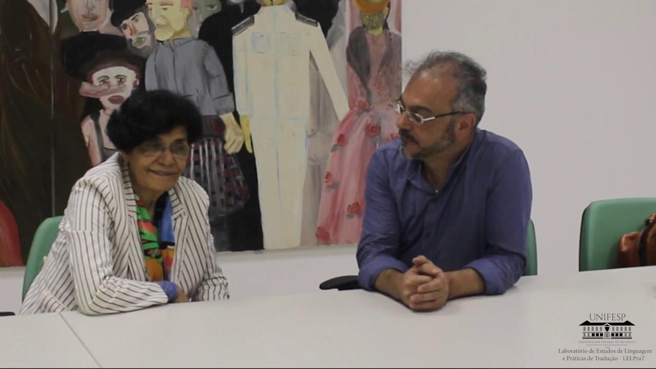 Educação e política: entrevista de Marilena Chauí a Silvio Rosa Filho