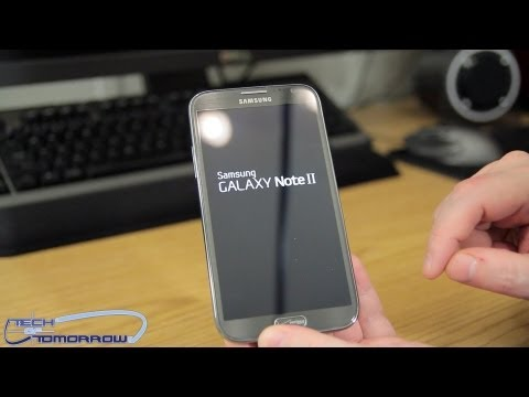 Samsung Galaxy Note 2 (Verizon) Unboxing & Camera Test!