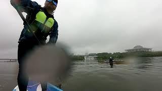 2021-05-16.일. 한강 우중 투어 - 국회 옆.