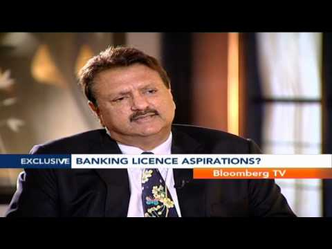 Big Story - Not Applying For Banking License Right Now: Ajay Piramal