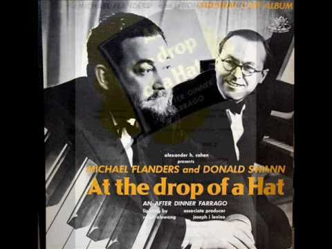 Flanders And Swann: At The Drop Of A Hat, 1960