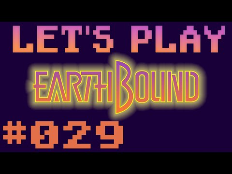 Let's Play EarthBound Part #029 Avoid The Floaters