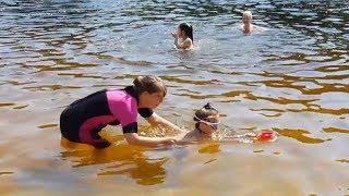 Плавание! Занятия в открытой воде.