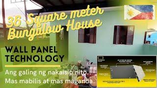 36square meter house ang ganda…