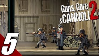 Guns, Gore and Cannoli 2 - Gameplay Walkthrough Part 5: Fritz Boss Fight (No Commentary) (PC)
