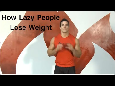 How lazy people lose weight youtube ccuart Image collections