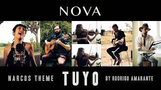 NOVA - Tuyo (Rodrigo Amarante) - Narcos theme song