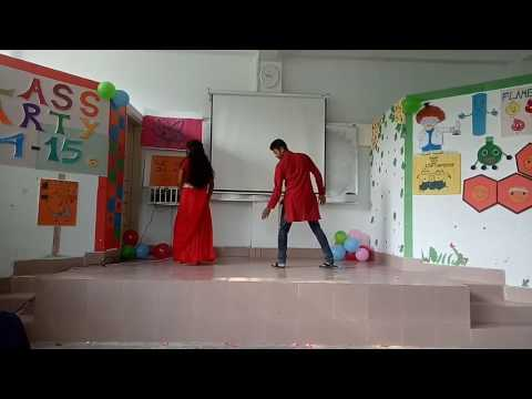 Garua dance is performed by ananda &...