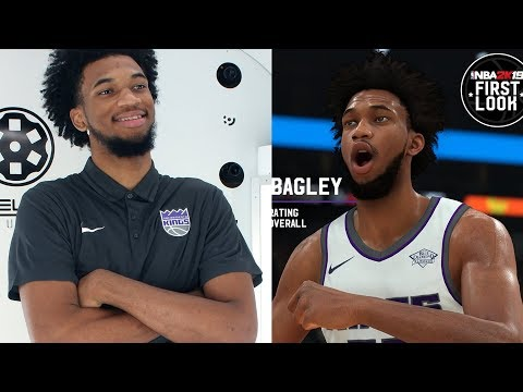 NBA 2K19 Marvin Bagley III Screenshot and Rating!