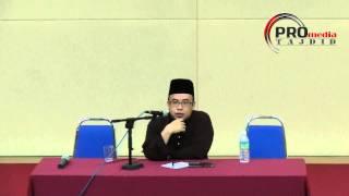 19-08-2015 SS. PROF. MADYA DR. MAZA: Soal Jawab Imam di Perlis bersama Mufti