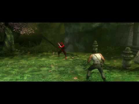 X-Men Origins : Wolverine PSP Gameplay Stage 1