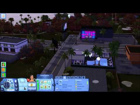 Lets Play the Sims 3 Episode 8 - Lolita is Preggers!