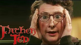 Tentacles Of Doom | Father Ted | Season 2 Episode 3 | Full Episode thumbnail