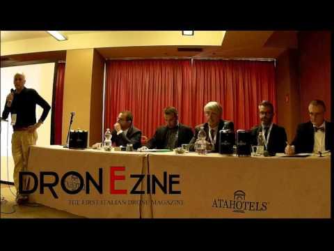 Convegno droni e reponsabilita Dronitaly15