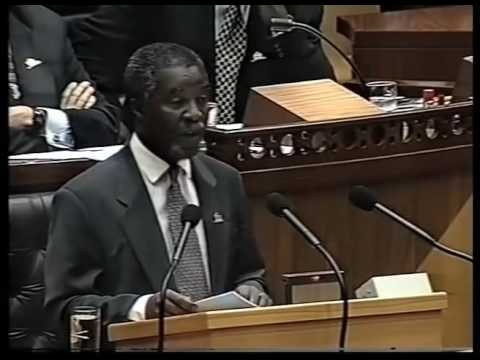 I am an African speech by President Thabo Mbeki - 8 May 1996