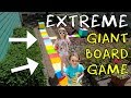 EXTREME Giant Board Game Challenge! With L.O.L. Surprise, Ryan's World & Poopsies!