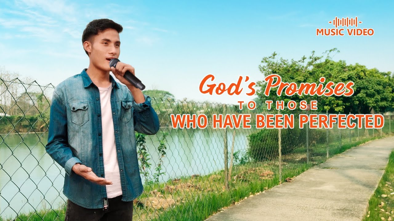 """English Christian Song 2021   """"God's Promises to Those Who Have Been Perfected"""""""
