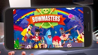 Bowmasters | Mobile+
